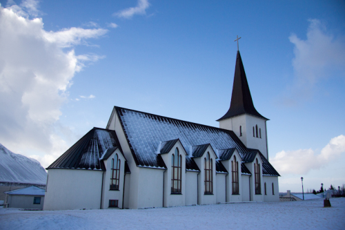 Eglise de Borganes